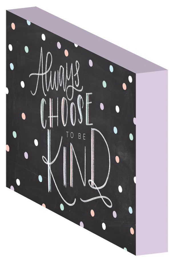 Quote Block - Be Kind