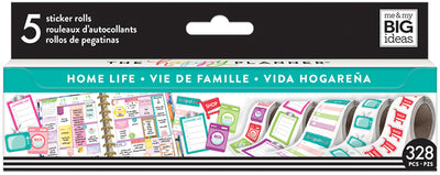 Home Life Sticker Rolls