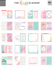 Tiny Sticker Pad - Lovely Pastels