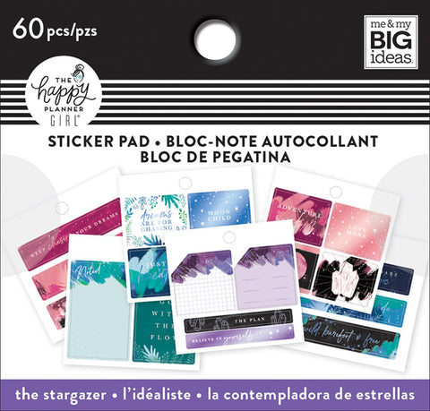 Tiny Stickers Pad - Stargazer