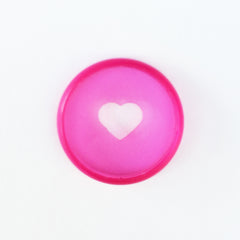 Mini Discs - Translucent Pink