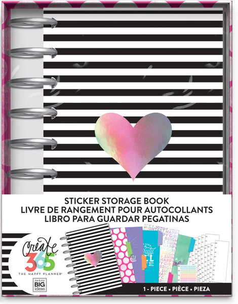 Sticker Storage Book