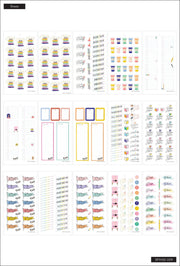Value Pack Stickers - Icons Teacher - BIG