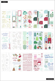 Value Pack Stickers - Winter Season