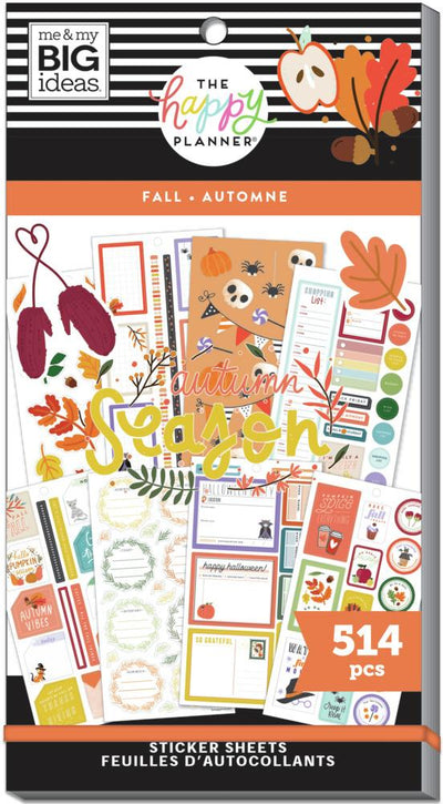 Value Pack Stickers - Fall Season