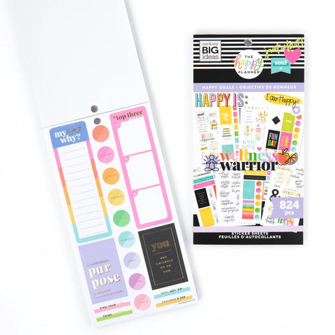 Value Pack Stickers - Live Creatively