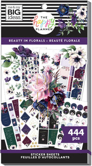 Value Pack Stickers - Beauty In Florals