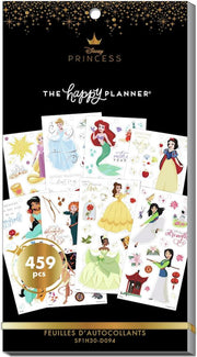 Disney © Value Pack Stickers - Princess Magic
