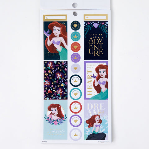 Disney © Value Pack Stickers - Once Upon A Time Princess
