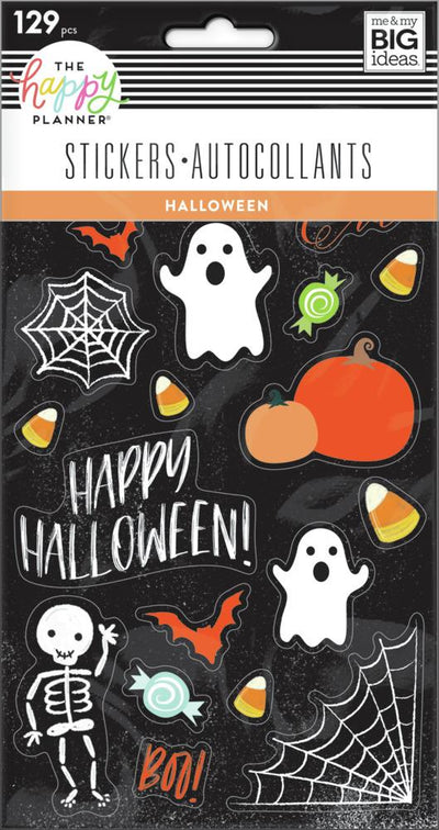 Sticker Sheets - Halloween