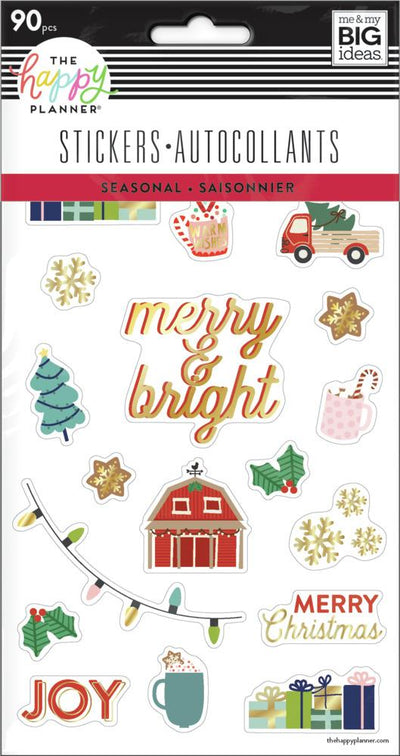 Sticker Sheets - Christmas