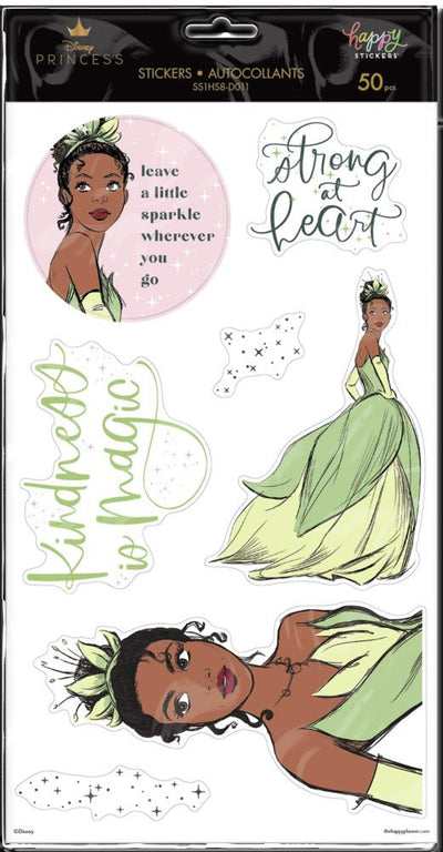 Disney © Princess Large Icons Stickers