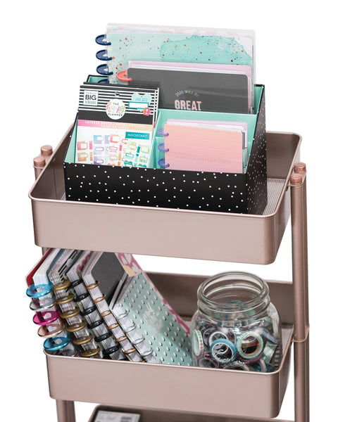 Planner and Accessory Storage Box