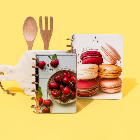 Mini Happy Planner® - Bon Appetit (Recipe Organizer)
