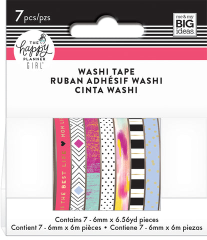 Washi Tape - Super Mom
