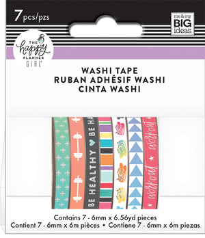 Washi Tape - Healthy Hero