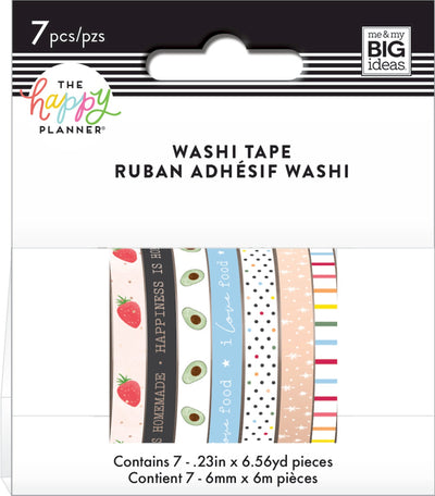 Washi Tape - Recipe