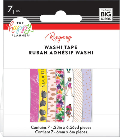 Washi Tape - Rongrong - Bright Future