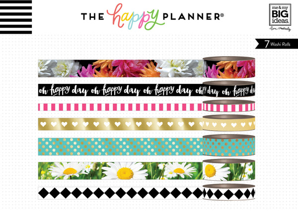 Washi Tape - Picture Quote