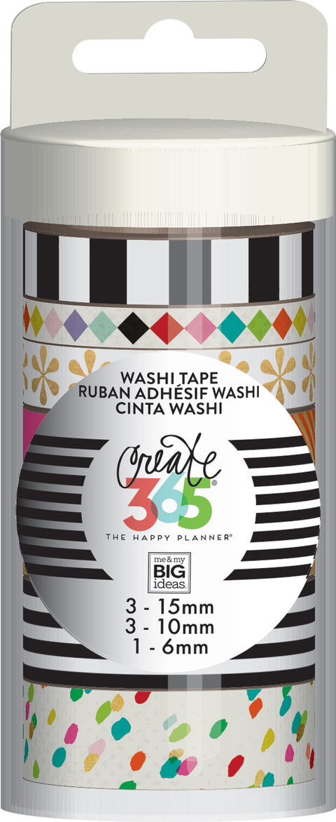 Washi Tape - Bright