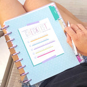 2020 Deluxe Classic Happy Planner® - You Got This Planner Babe - 12 Months