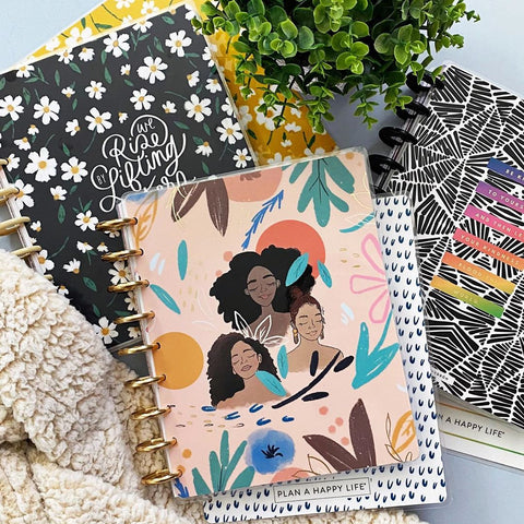 The Happy Planner x Spoonful of Faith Classic Laminated Covers