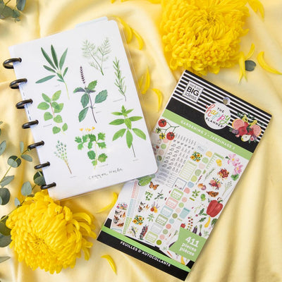 Happy Planter Mini Notebook Kit