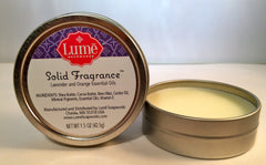 Solid Shea Fragrance