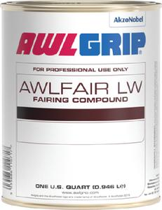 Awlfair LW Trowelable Fairing Compound: AWL D7200Q