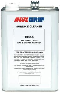 Awlgrip Awlprep Wipe Down Solvent