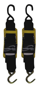 Boatbuckle Pro Series Kwik-Lok Transom Tie-Downs