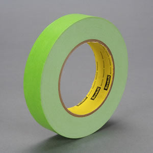 3M SCOTCHMARK Green Masking Tape – No. 256