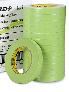 3M Scotch® Performance Masking Tape 233+