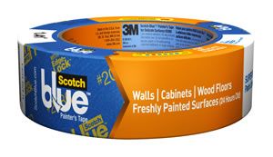3M Scotch® Safe-Release™ Painters Masking Tape – No. 2080
