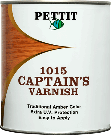 Pettit Captain'S Varnish 1015