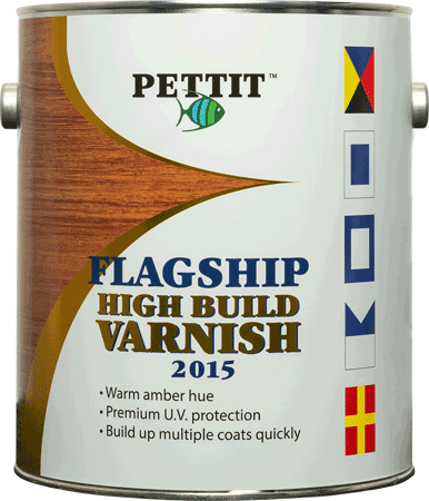 Pettit Flagship Varnish 2015