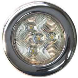 TH Marine Stainless Led Puck Light