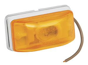 Wesbar Submersible Combination Side Marker And Clearance Lights