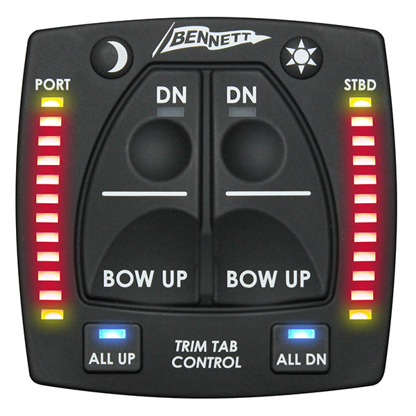 Bennett Obi9000-e Bolt Control With Indicator Lights