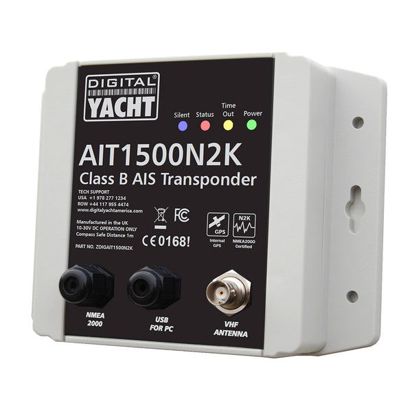 Digital Yacht Ait1500 Ais Class B Nmea 2000 Internal Gps Antenna