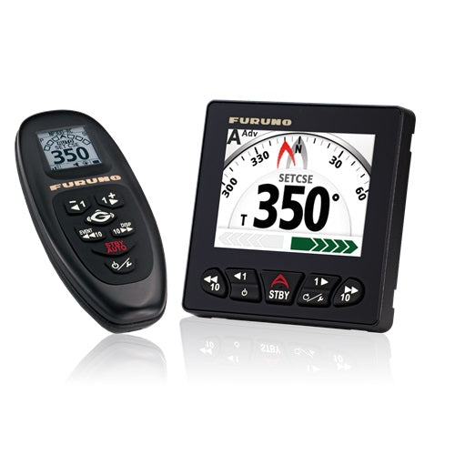 Furuno Navpilot300 Autopilot With Pg700 And Pumpoct06-12