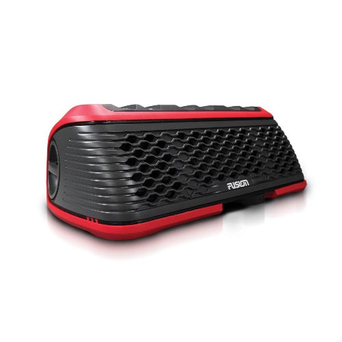 Fusion Ws-sa150r Stereoactive Red Waterproof Stereo