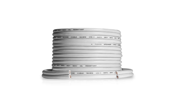 Fusion 12awg Speaker Wire 50'