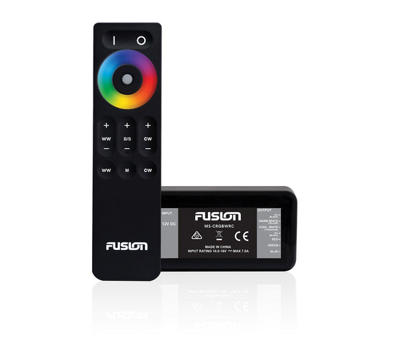 Fusion Ms-crgbwrc Lighting Control Module With Wireless Remote Control