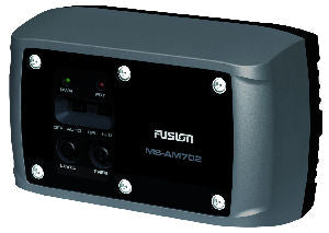 Fusion Msam702 Amplifier 50w Zone 2 Channel
