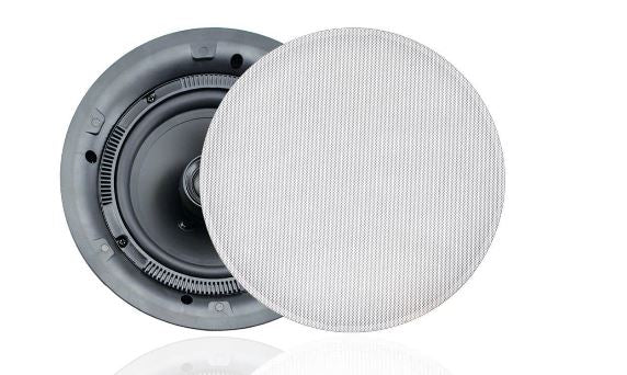 Fusion Ms-cl602 Flush Mount 120w Intereior Speaker