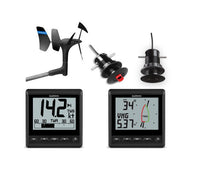 Garmin Gnx Wired Sail Pack With 43mm Thru Hull Sensors
