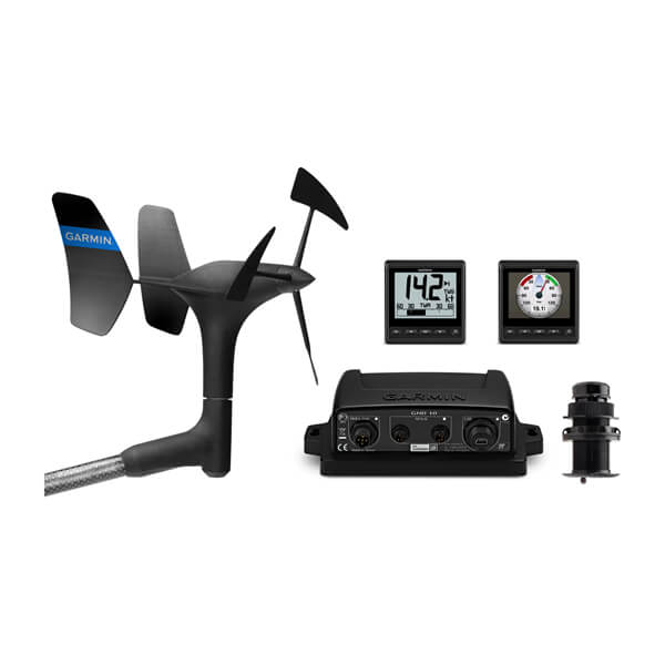 Garmin Gmi-gnx  Wired Sail Pack With Dst810