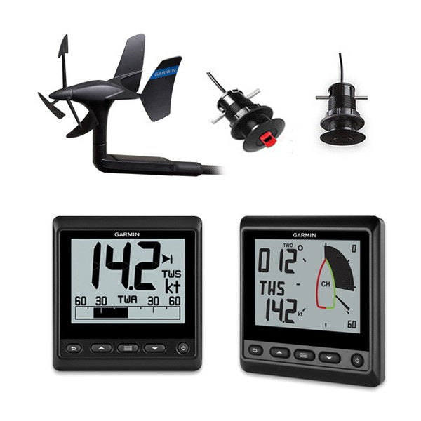 Garmin Gnx Wireless Sail Pack Gmi20 Gwind Wireless2  43mm
