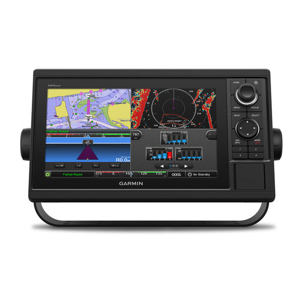 "Garmin Gpsmap1022 10"""" Plotter Worldwide Basemap"